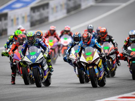 MotoE, Race, myWorld Motorrad Grand Prix von Österreich