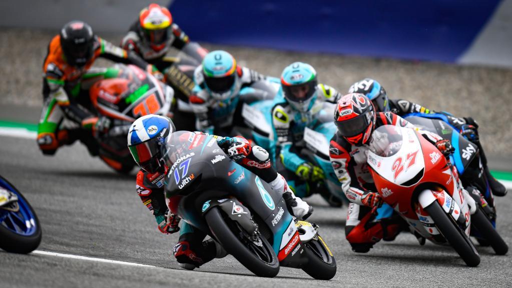 cover video moto3