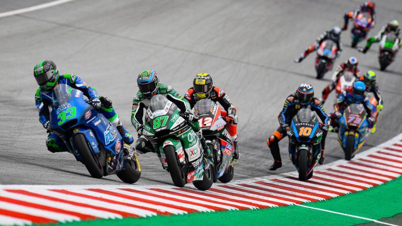 Moto2™, Moto3™ teams set for Spielberg Test thumbnail