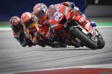 Andrea Dovizioso, Marc Marquez, Fabio Quartararo, myWorld Motorrad Grand Prix von Österreich