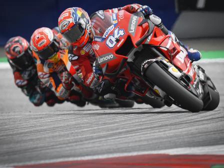 Best shots of MotoGP, myWorld Motorrad Grand Prix von Österr