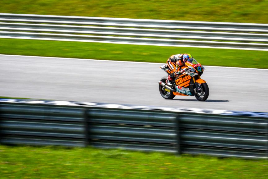 Jorge Navarro, Beta Tools Speed Up, Spielberg Moto2™-Moto3™ Test
