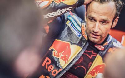 Zarco quittera KTM en fin d'année
