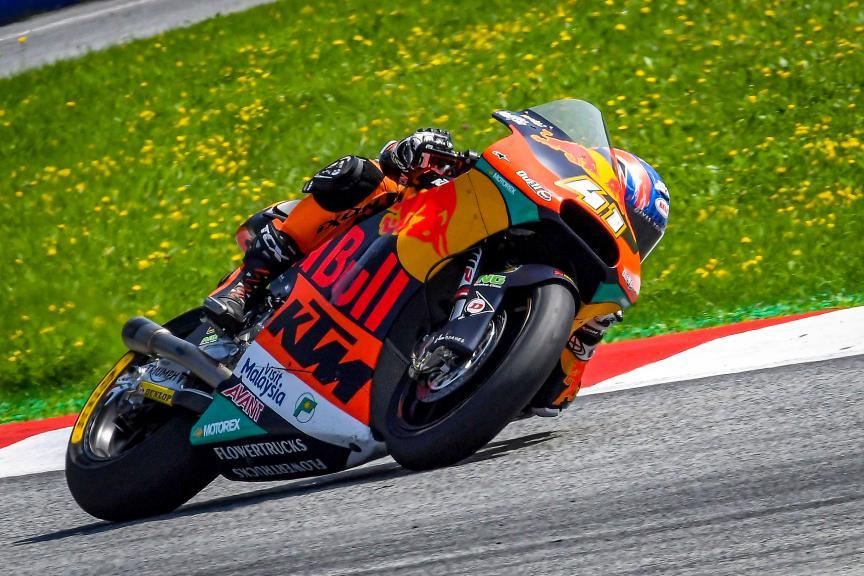 Brad Binder, Red Bull KTM Ajo, Spielberg Moto2™-Moto3™ Test