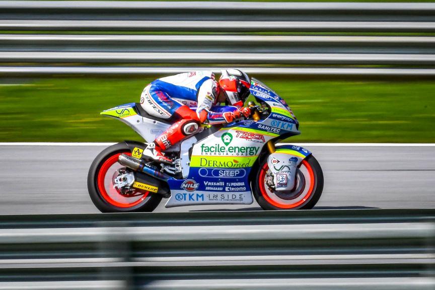 Mattia Pasini, Tasca Racing Scuderia, Spielberg Moto2™-Moto3™ Test