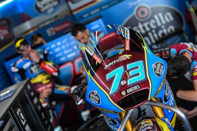 Alex Marquez outlines the key factors to his Moto2™ mastery