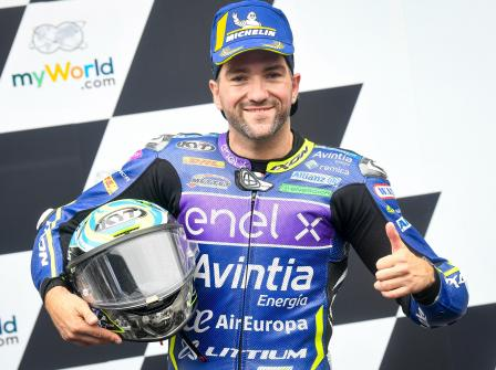 Xavier Simeon, Avintia Esponsorama Racing
