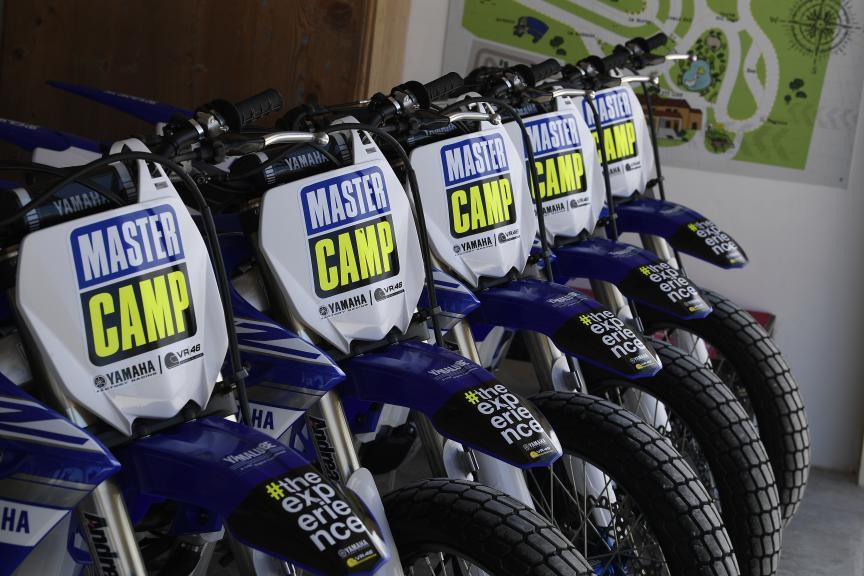 Yamaha VR46 Master Camp - Eighth edition