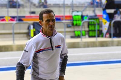 'Queremos que Lorenzo vuelva con motivación'