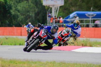 Éxito rotundo de ITALIKA Racing en San Luis Potosí