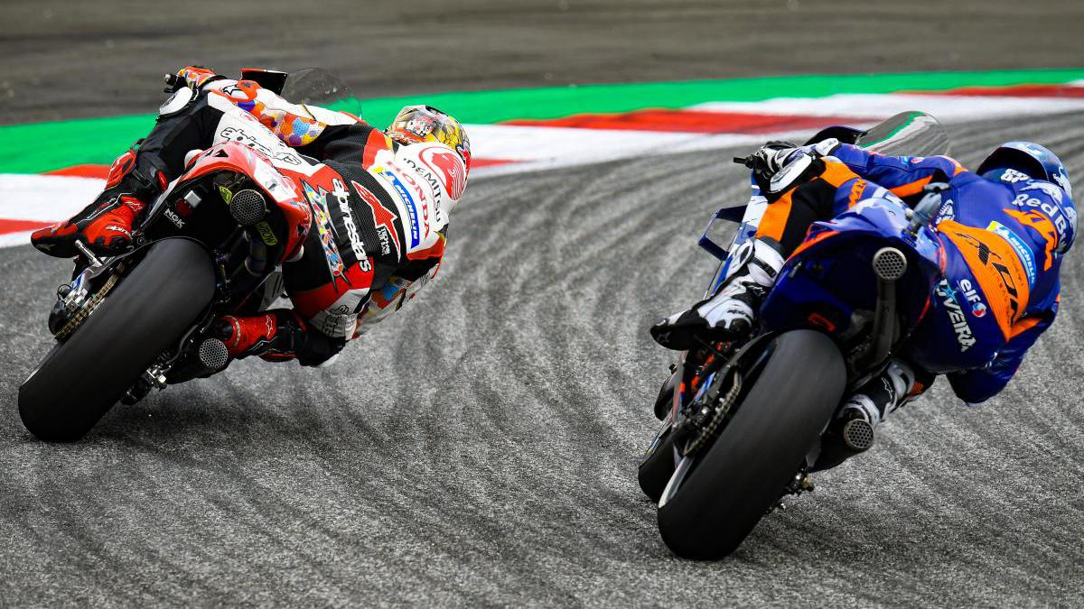 Watch the battles you missed at Brno and Spielberg
