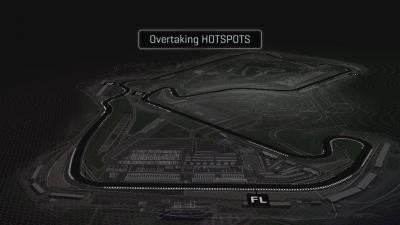 Los puntos calientes de Silverstone