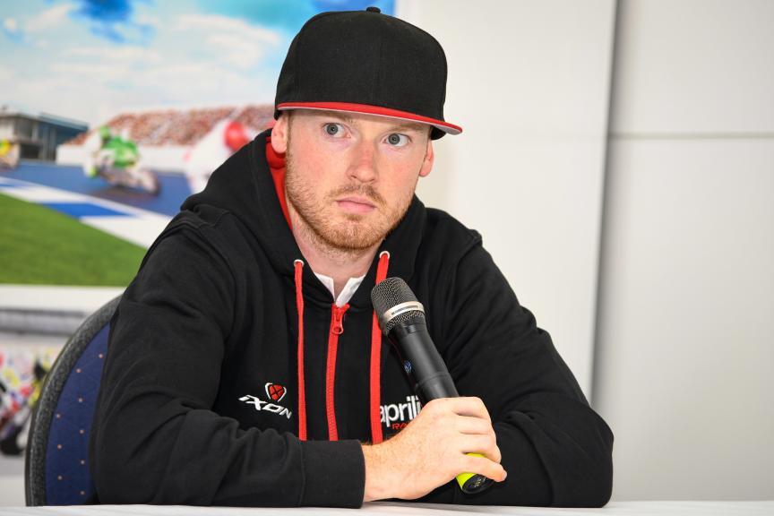 Bradley Smith, Press-Conference, Finland MotoGP™ Test