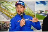 Sylvain Guintoli, Press-Conference, Finland MotoGP™ Test