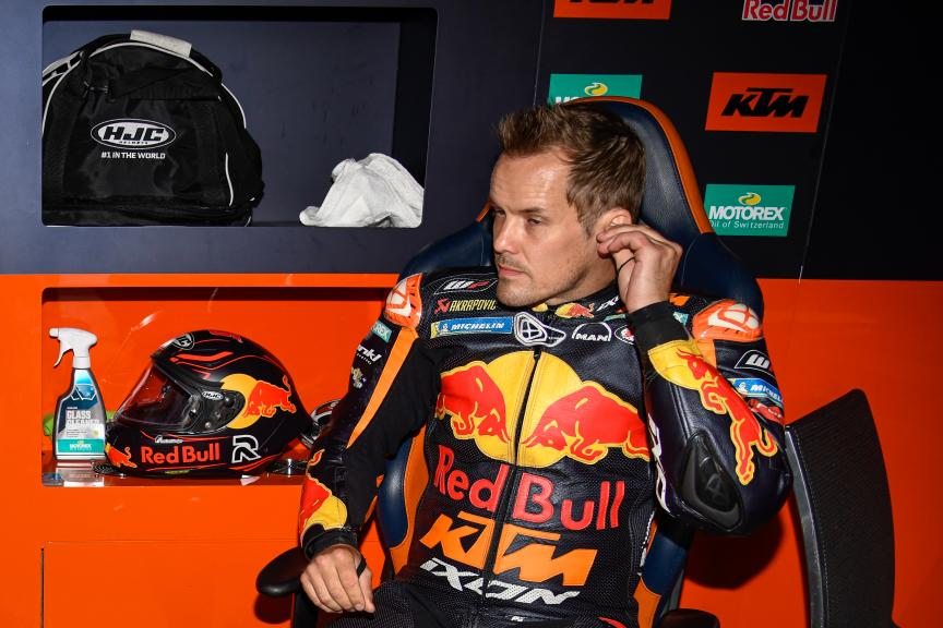 Mika Kallio, Red Bull KTM Factory Racing Test Team, Finland MotoGP™ Test
