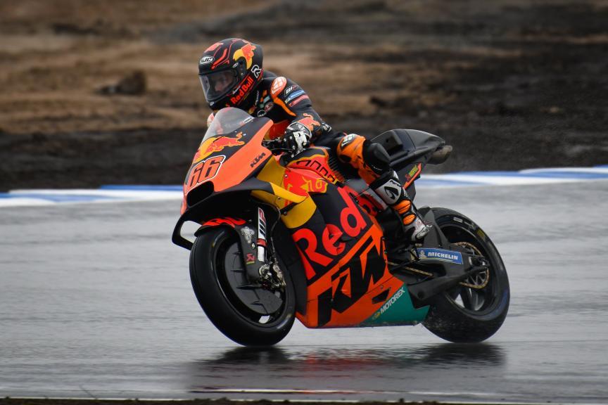 Mika Kallio, Red Bull KTM Factory Racing Test Team, Finland MotoGP™ Test