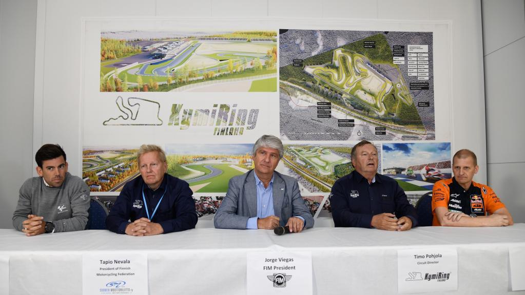 Press-Conference, Finland MotoGP™ Test