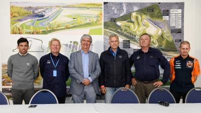"""It's a dream come true"" – MotoGP™ authorities on KymiRing"