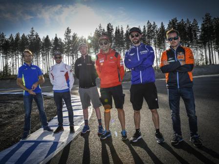 Finland MotoGP™ Test
