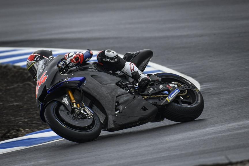 Jonas Folger, Yamaha Test Team, Finland MotoGP™ Test