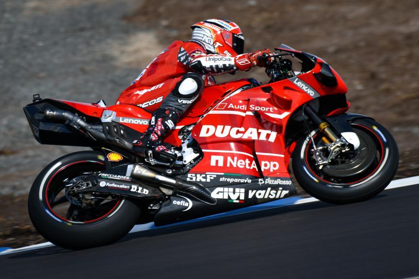 Michel Pirro, Ducati Team, Finland MotoGP™ Test