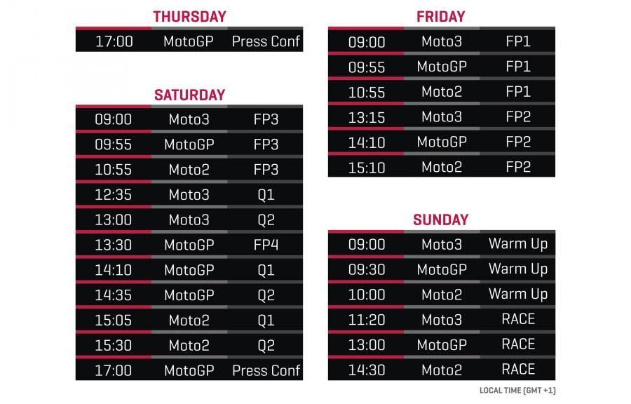 Schedule UK