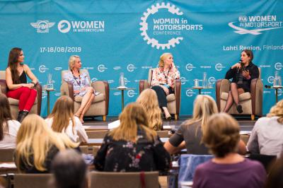Finlandia acoge la primera conferencia 'Women in Motorsport'