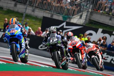 Mike Webb explains track limits and short cuts in MotoGP™