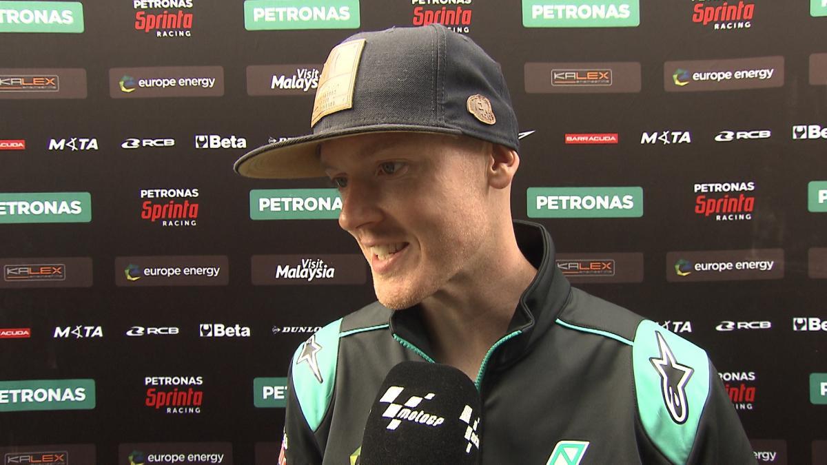 How does Bradley Smith feel ahead of his Moto2™ return?