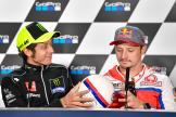 Jack Miller, Valentino Rossi, GoPro British Grand Prix
