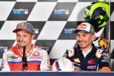 Jack Miller, Jorge Lorenzo, GoPro British Grand Prix