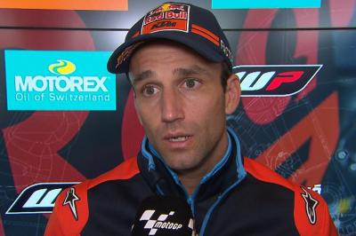 Johann Zarco opens up about his decision to leave KTM