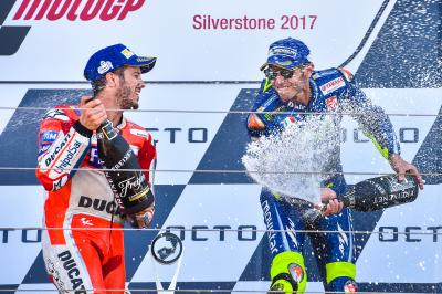 Dovi in England, a love story...