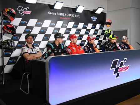 Off-Track, GoPro British Grand Prix