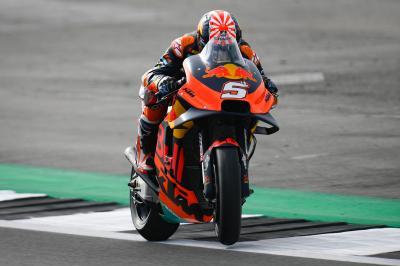 Zarco : « La moto réagit assez bien sur cette piste ! »