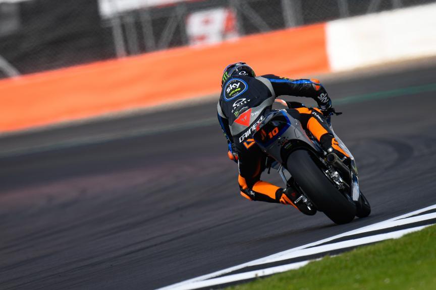 Luca Marini, Sky Racing Team VR46, GoPro British Grand Prix