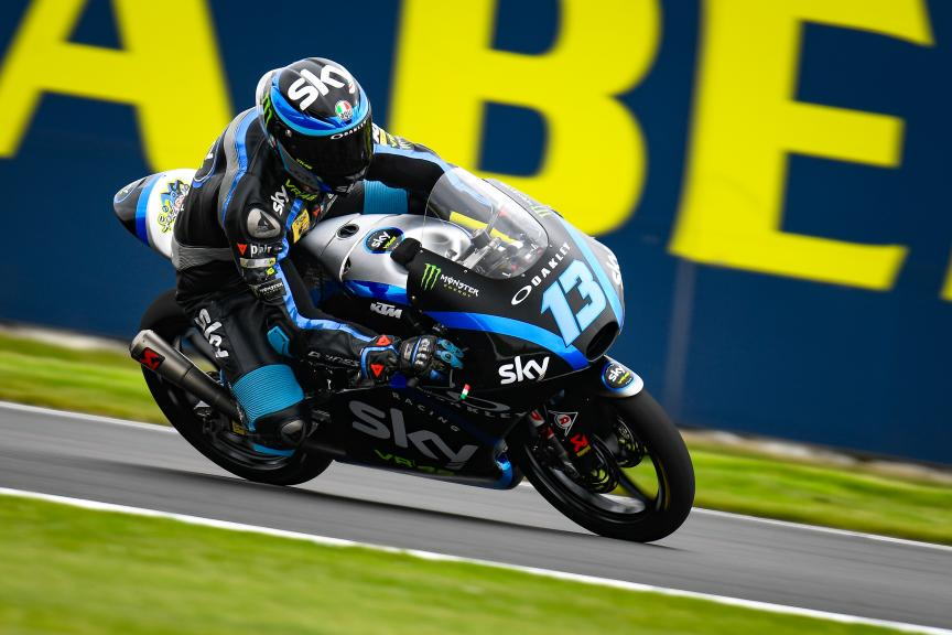 Celestino Vietti, Sky Racing Team VR46, GoPro British Grand Prix