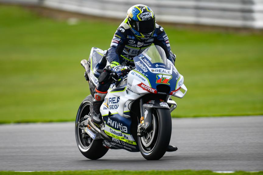 Karel Abraham, Reale Avintia Racing, GoPro British Grand Prix