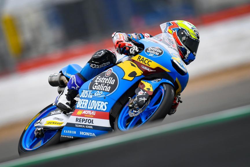 Alonso Lopez, Estrella Galicia 0,0, GoPro British Grand Prix