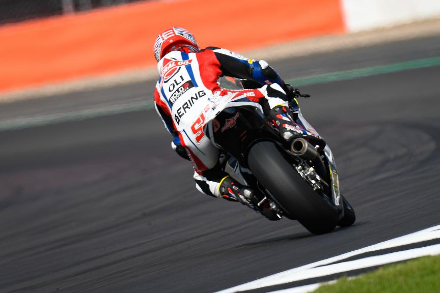 Sam Lowes, Federal Oil Gresini Moto2, GoPro British Grand Prix