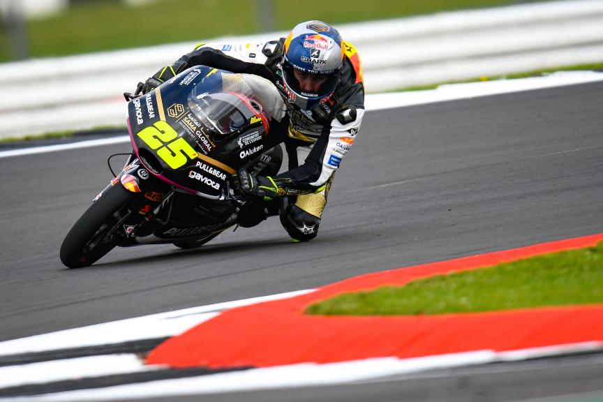 Raul Fernandez, Sama Qatar Angel Nieto Team, GoPro British Grand Prix
