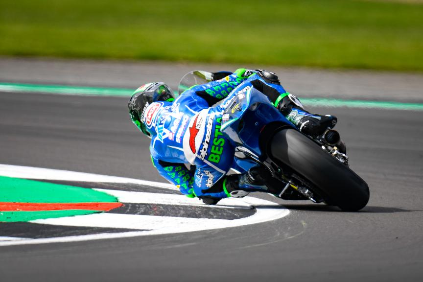 Enea Bastianini, Italtrans Racing Team, GoPro British Grand Prix