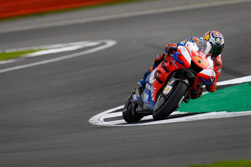 Jack Miller, PRAMAC RACING, GoPro British Grand Prix