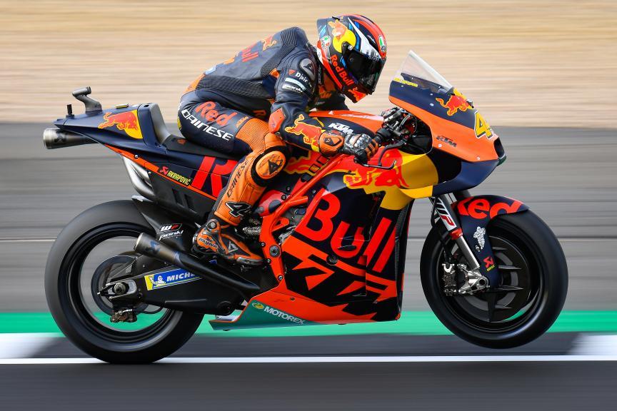 Pol Espargaro, Red Bull KTM Factory Racing, GoPro British Grand Prix