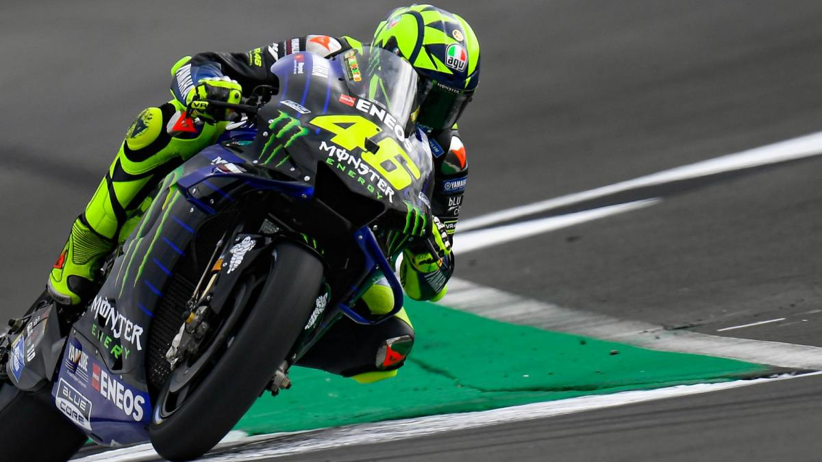Rossi set to make a stand at Silverstone