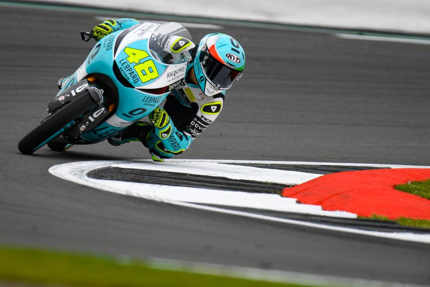 Lorenzo Dalla Porta, Leopard Racing, GoPro British Grand Prix