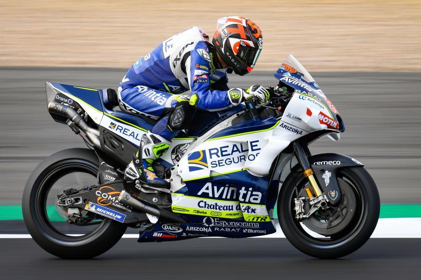 Tito Rabat, Reale Avintia Racing, GoPro British Grand Prix