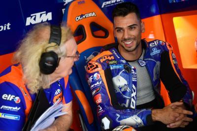 Oliveira, faro KTM. Andrà al posto di Zarco?