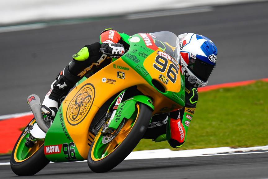 Brandon Paasch, FPW Racing, GoPro British Grand Prix