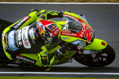 Di Giannantonio sets new fastest ever Moto2™ lap to top FP1